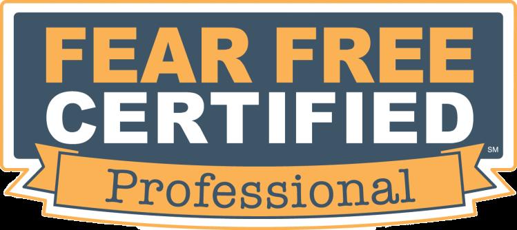 Fear Free Certified veterinary practice in Manhattan, KS